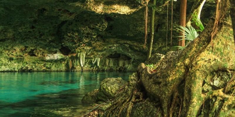 17 скрытых мест для плавания и погружений