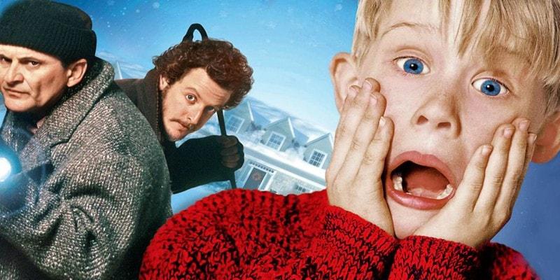 """тест: Как хорошо ты помнишь фильм """"Один дома""""?"""