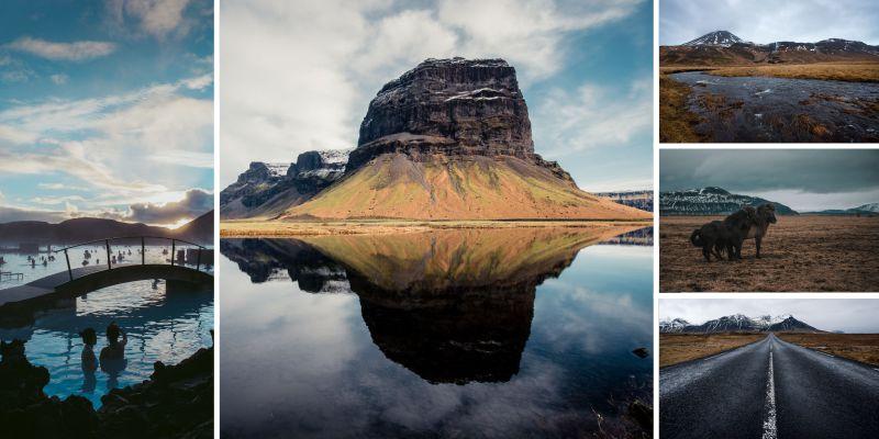 Невероятная Исландия в 12 фотографиях