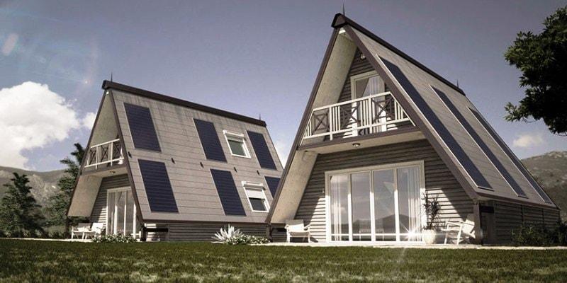 Постройка полноценного дома за 6 часов