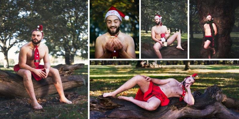 забавные и слегка сексуальные фотографии в качестве подарка