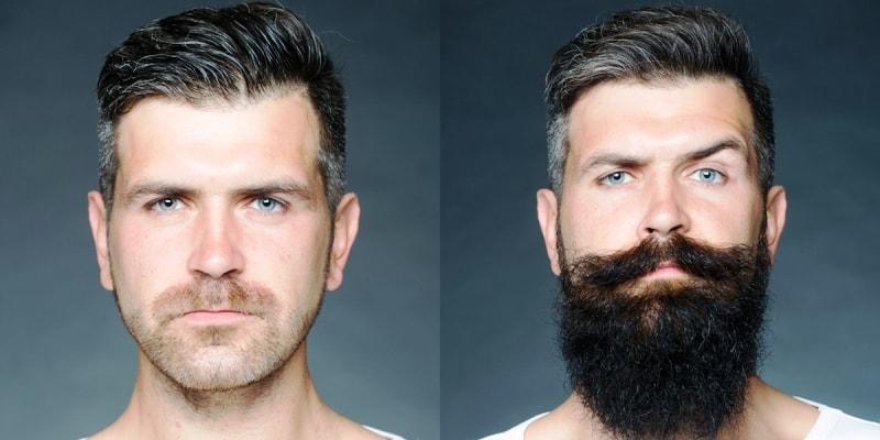 Тест: Узнай какая борода оптимальна!