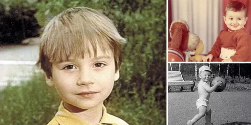тест: Узнай отечественную знаменитость по детскому фото!