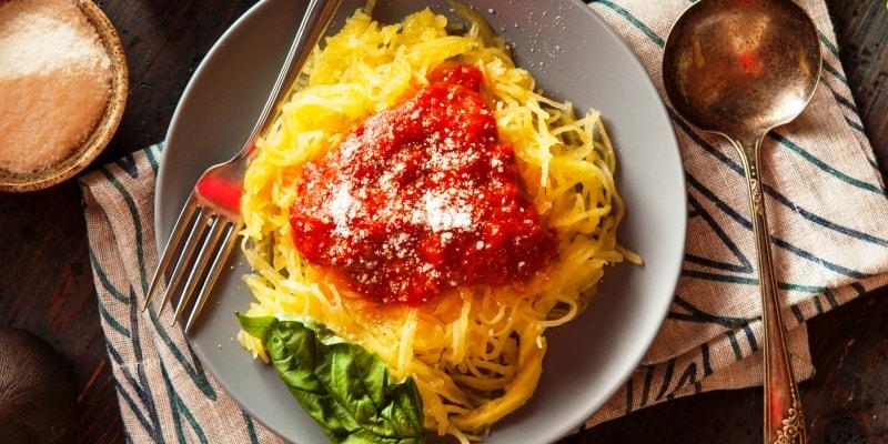 тест по макаронам и пасте