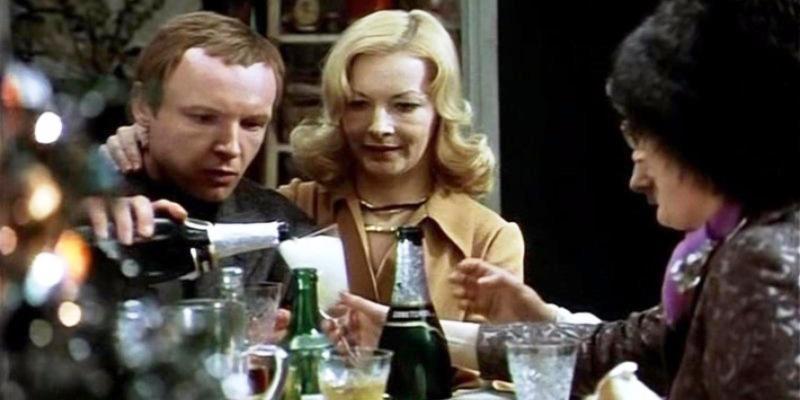 Алкоголь и советское кино