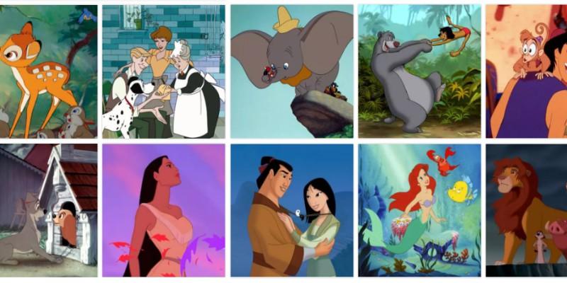 Тест: Помнишь ли ты мультики Disney