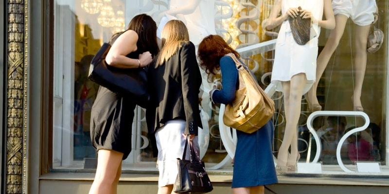 Тест на зависимость от лишних покупок