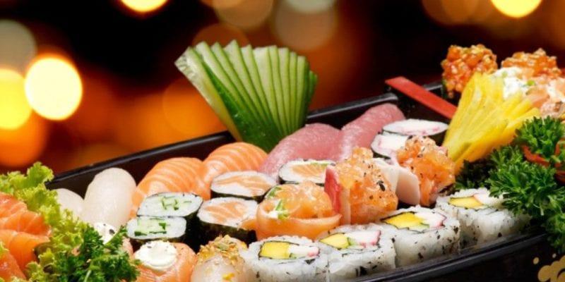 тест по японской кухне