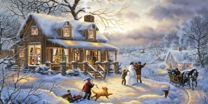 ТОП пословиц и поговорок о зиме